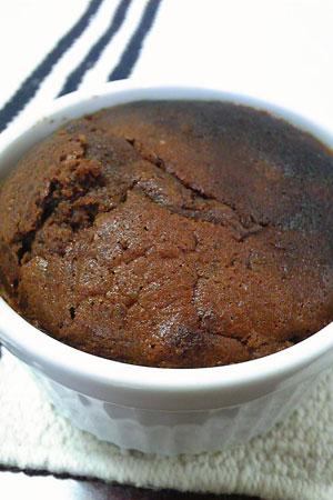 チョコケーキ拡大